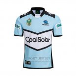 Sharks Rugby Jersey 2018-19 Home