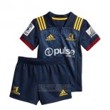 Kid's Kits Highlanders Rugby Jersey 2018 Home