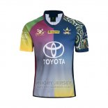 North Queensland Cowboys Rugby Jersey 2018-19 Commemorative