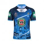 NSW Blues Rugby Jersey 2017 Home