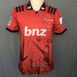 Crusaders Rugby Jersey 2018 Red
