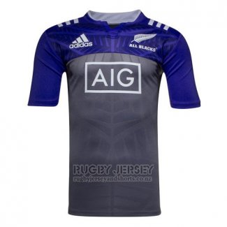 New Zealand All Blacks Rugby Jersey 2016 Training