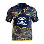 North Queensland Cowboys Rugby Jersey 2017 Indigenousus