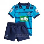 Kid's Kits Blues Rugby Jersey 2018 Home