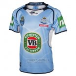 NSW Blues Rugby Jersey 2016 Home