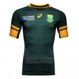 South Africa Rugby Jersey 2015 Home
