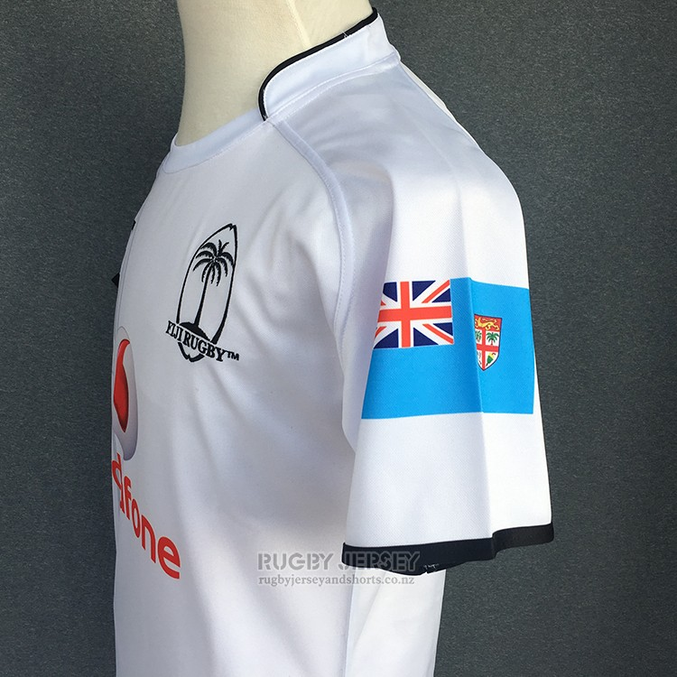 Fiji Rugby Jersey 2017 Home