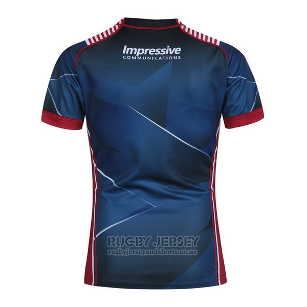 Malaysia Rugby Jersey 2016 Home