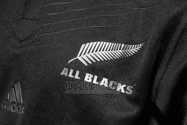 New Zealand All Blacks Rugby Jersey 2015 Home
