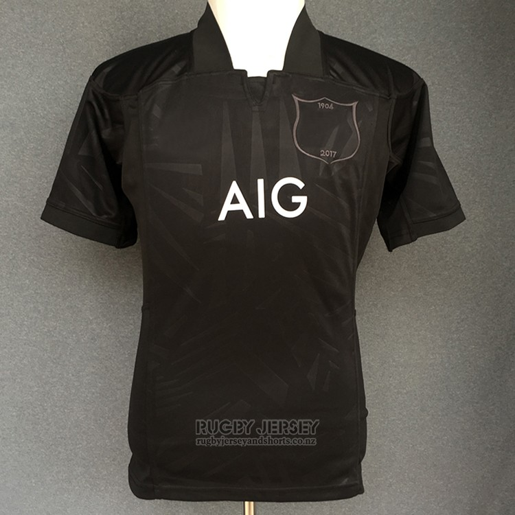 New Zealand All Blacks Rugby Jersey 2017-18 Special Edition