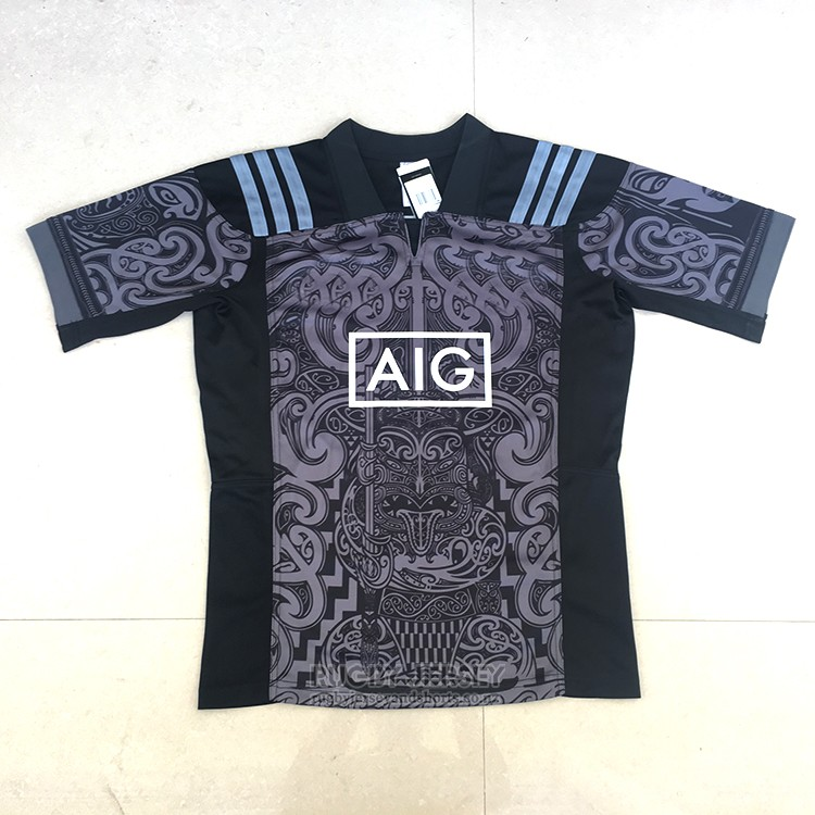 New Zealand Rugby Jersey 2017-18 Home