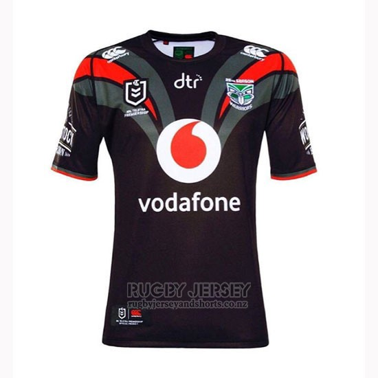 Jersey New Zealand Warriors Rugby 2019 Away