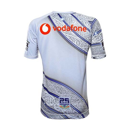 Jersey New Zealand Warriors Rugby 2019 Indigenous