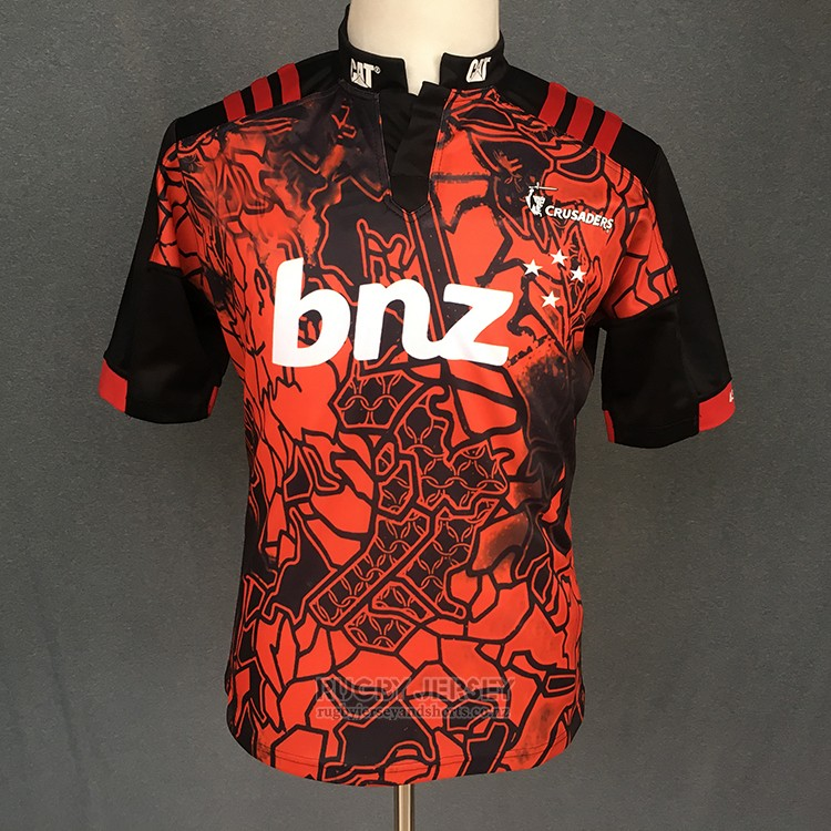 fc591d1339e Crusaders Rugby Jersey 2017 Territoire | www.rugbyjerseyandshorts.co.nz